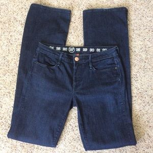 Earnest Sewn Blue Denim Jeans 27-28